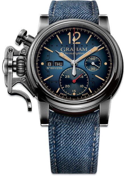 Graham Chronofighter Vintage Aircraft AIRCRAFT LTD Limited edition: 250 REF. 2CVAV.U03A