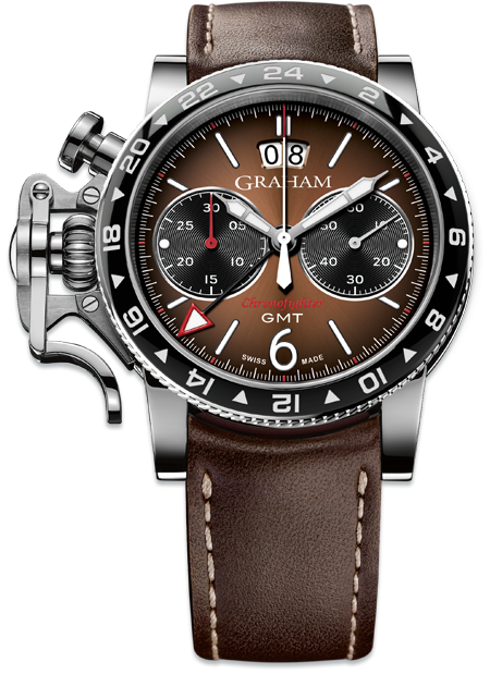 Graham Chronofighter Vintage GMT VINTAGE GMT REF. 2CVBC.C01A