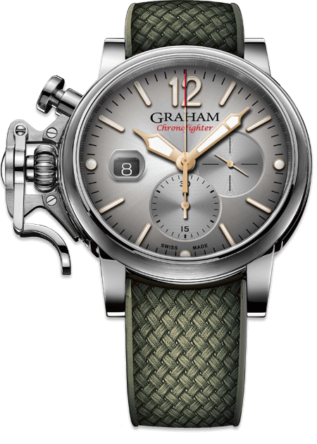 Graham Chronofighter Grand Vintage GRAND VINTAGE REF. 2CVDS.S02A