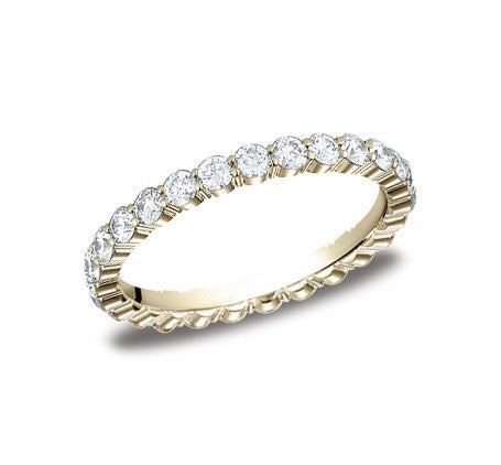 1.04ct Diamond Wedding Band, , Ring, Wedding Bands, D'Amore Jewelers  - 3