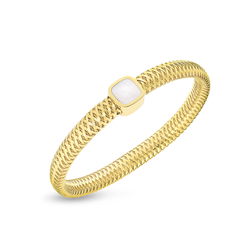 FLEXIBLE BANGLE WITH MOTHER OF PEARL 5574015AYBAM