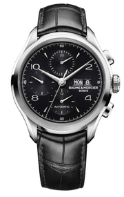 CLIFTON - 10211, , Watches, Baume & Mercier, D'Amore Jewelers  - 1
