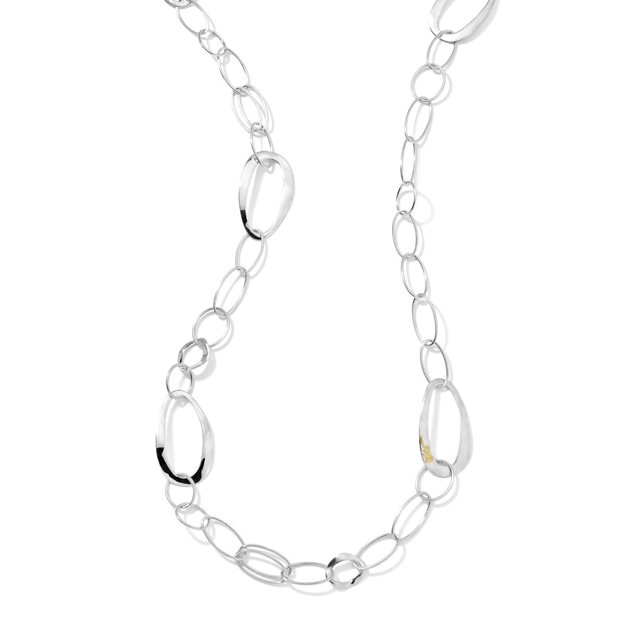 Chain Necklace in Sterling Silver