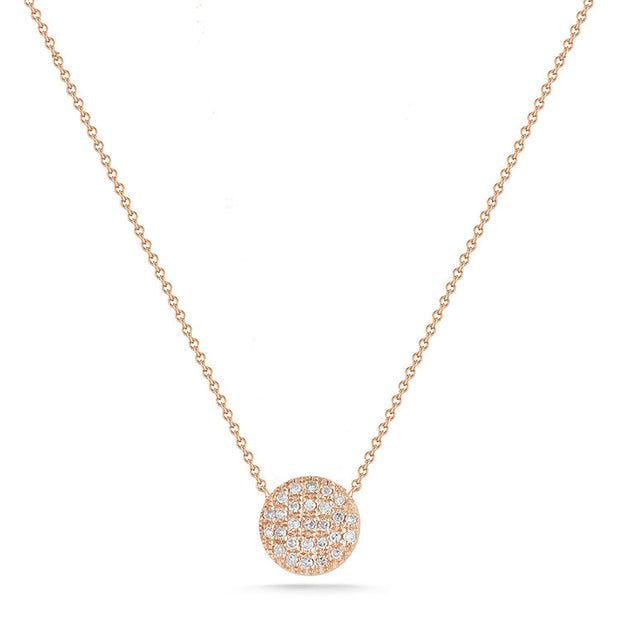 LAUREN JOY MEDIUM NECKLACE, , Necklace, Dana Rebecca Designs, D'Amore Jewelers  - 4