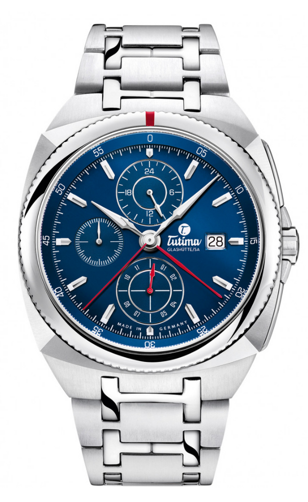 Saxon One Chronograph Royal Blue 6420-05