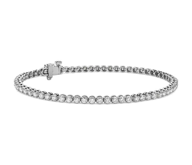 2.00Ct diamond tennis bracelet