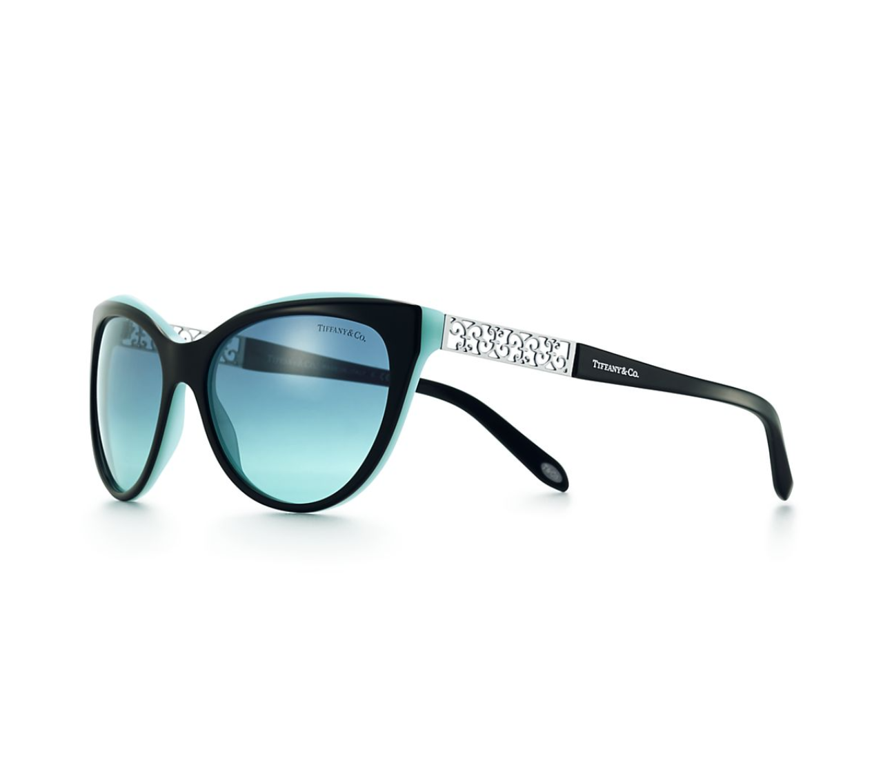 388b455754335 TIFFANY Cat Eye Sunglasses