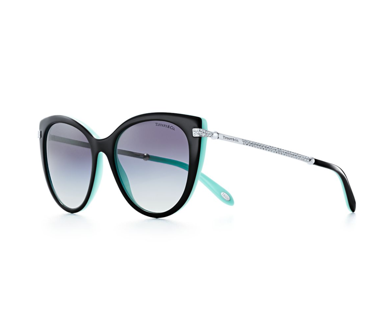 00ba091bf9 TIFFANY HARDWEAR Cat Eye Sunglasses - D Amore Jewelers
