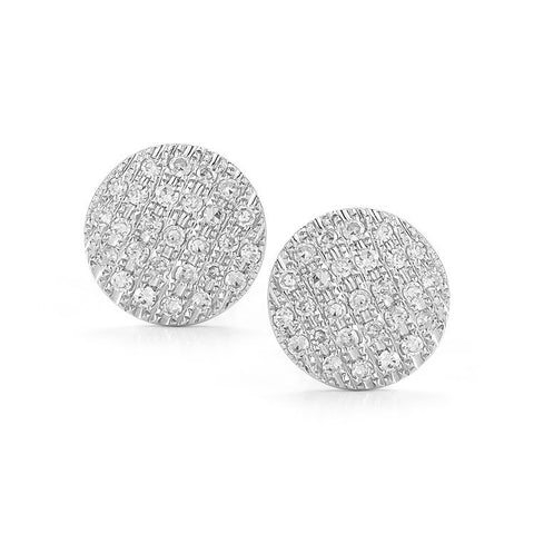 LAUREN JOY MEDIUM STUD EARRINGS, , Earring, Dana Rebecca Designs, D'Amore Jewelers  - 1