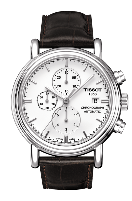 f529852d0b5 Tissot CARSON AUTOMATIC CHRONOGRAPH GENT, , Watches, Tissot, D'Amore  Jewelers ...