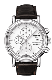 Tissot CARSON AUTOMATIC CHRONOGRAPH GENT, , Watches, Tissot, D'Amore Jewelers  - 2