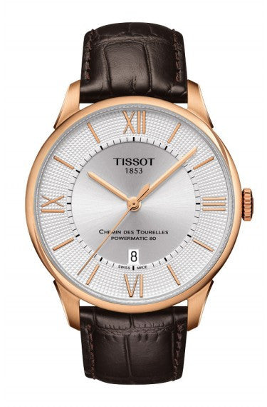 Tissot Chemin Des Tourelles Powermatic 80, , Watches, Tissot, D'Amore Jewelers