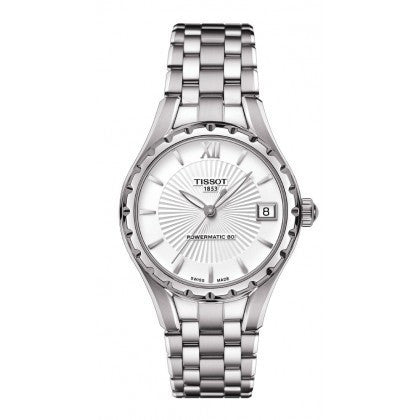 T-Lady Automatic Watch with Stainless Steel Bracelet and  Dial, , Watches, Tissot, D'Amore Jewelers