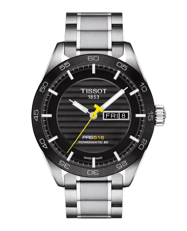 TISSOT PRS 516 AUTOMATIC GENT, , Watches, Tissot, D'Amore Jewelers