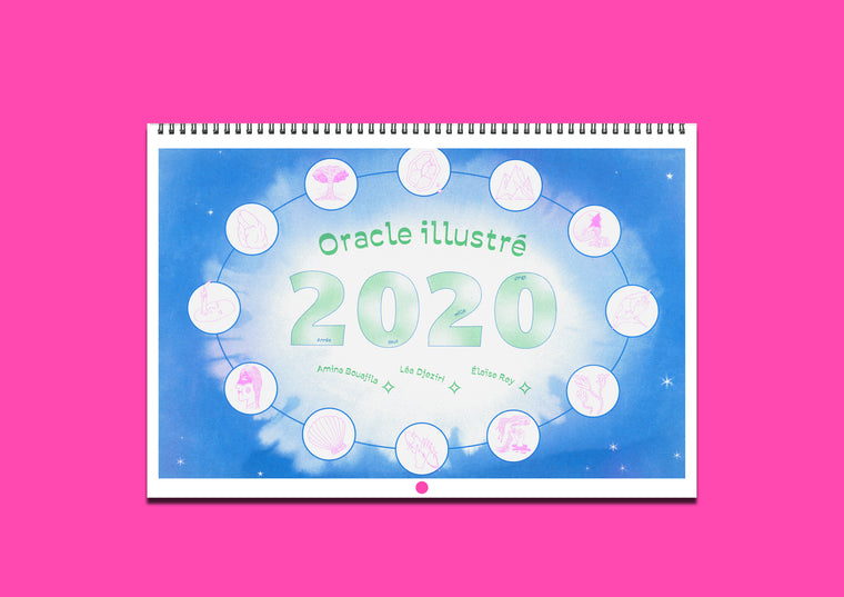 Oracle Illustré - Calendrier 2020
