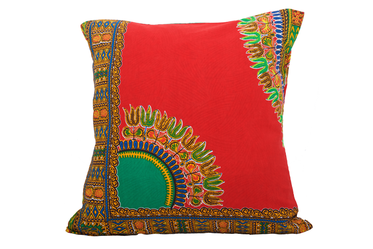 Java Print Pillow Case
