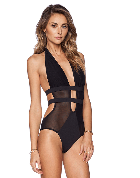 """Isabella"" One-Piece Swimsuit"