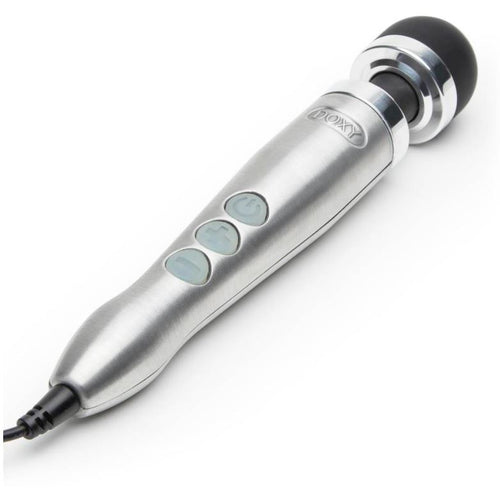 Doxy Number 3 Die Cast Massage Wand Vibrator