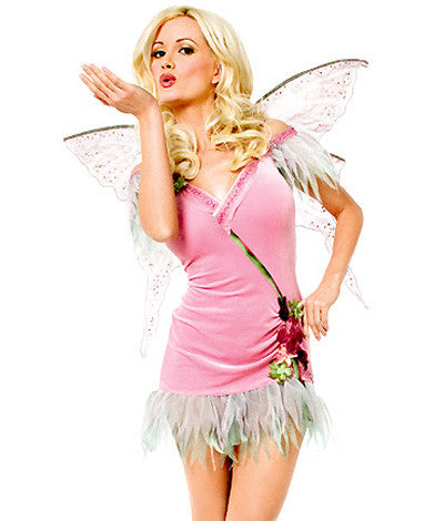 Fantasy Fairy Flower Dress