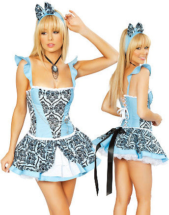 Palace Alice Costume