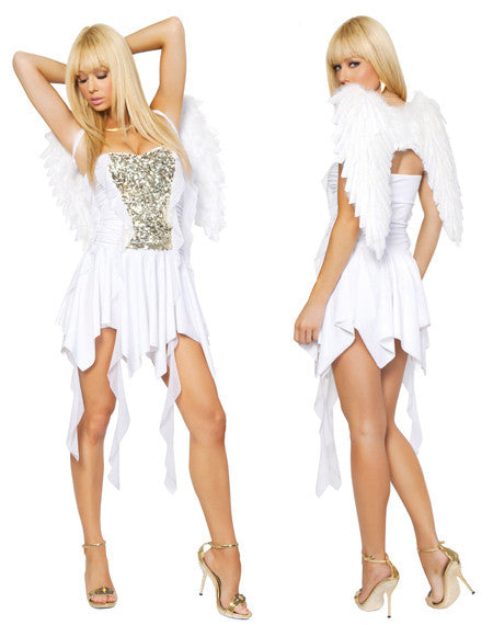 Heavenly Hottie Costume