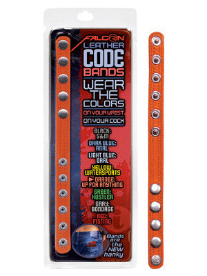 FALCON LEATHER CODE BANDS