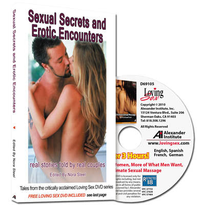 SEXUAL SECRETS AND EROTIC ENCOUNTERS