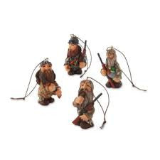 DUCk Commander Ornament Set