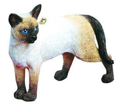 Siamese Cat Christms Ornament