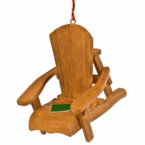 Adirondack Chair Christmas Ornament