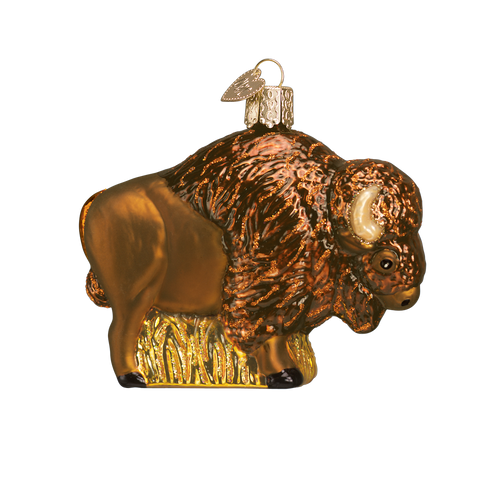 Buffalo Christmas Ornament