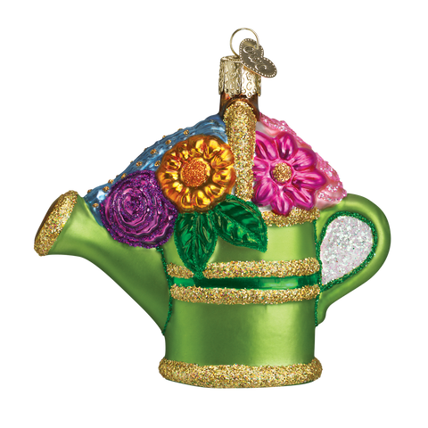 Watering Can Christmas Ornament