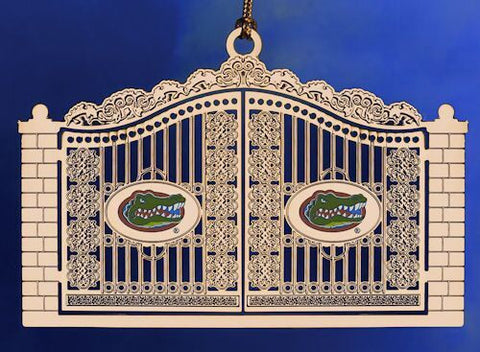 Florida Gates Christmas Ornament