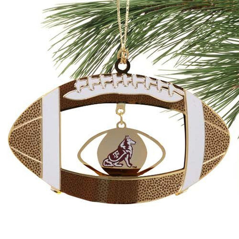 Texas A & M Football Christmas Ornament