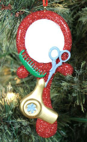 Hair Stylist Christmas Ornaments – Fun Christmas Ornaments