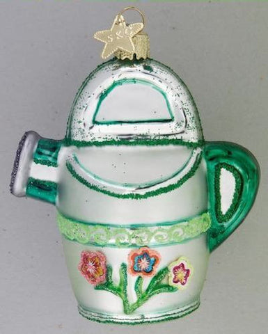 Watering Can Christmas Ornment