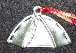 Tent Christmas Ornament