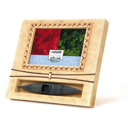 Sea Kayak Shadow Box Photo Frame