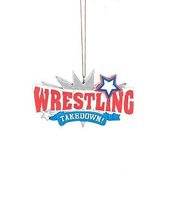 Wrestling Christmas Ornaments – Fun Christmas Ornaments