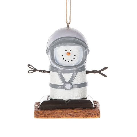 S'mores Astronaut Ornament