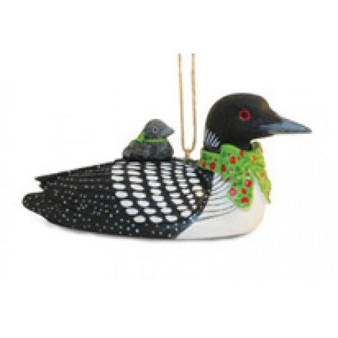 Loon Christmas Ornament