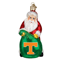 Old World Christmas Tennessee Santa Christmas Ornament