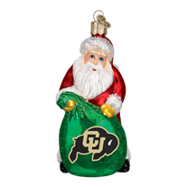 Old World Christmas university of Colorado Christmas Ornament