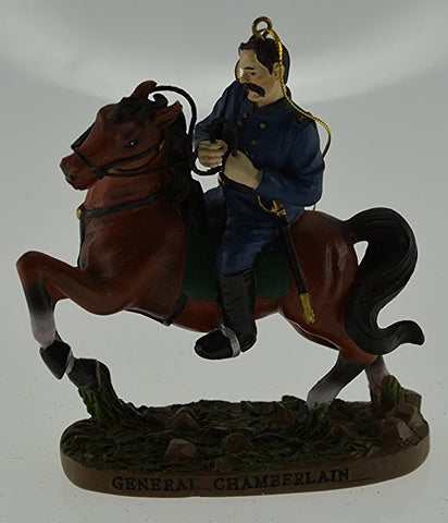 General Joshua Chamberlain Christmas Ornament
