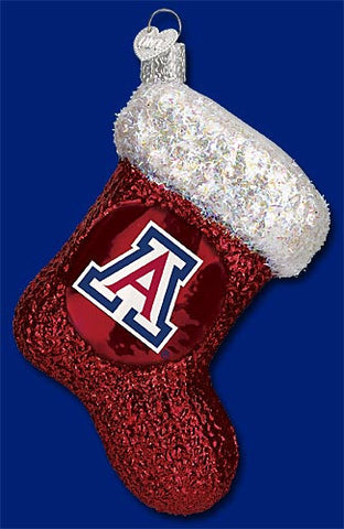Arizona Stocking Christmas Ornament