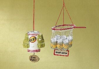 Fish Gear Christmas Ornaments (Set of 2)