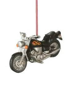 Morocycle Christmas Ornament