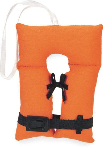 Life Jacket Christmas Ornament