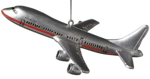 Airliner Christmas Ornament