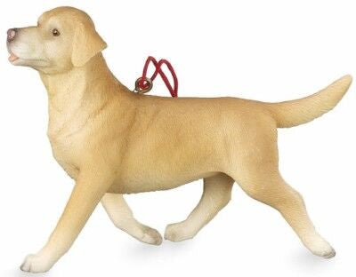 Golden Labrador Retriever Christmas Ornament